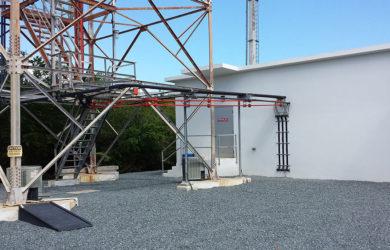 Radar Building Replacement - San Juan Int'l Airport, Puerto Rico