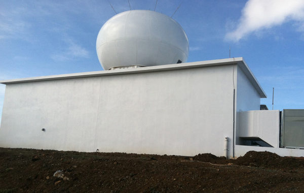 Radar Building Replacement - St. Thomas Int'l Airport, Puerto Rico