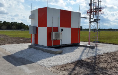 Replacement of DAB Shelters - Daytona Beach Airport, Florida