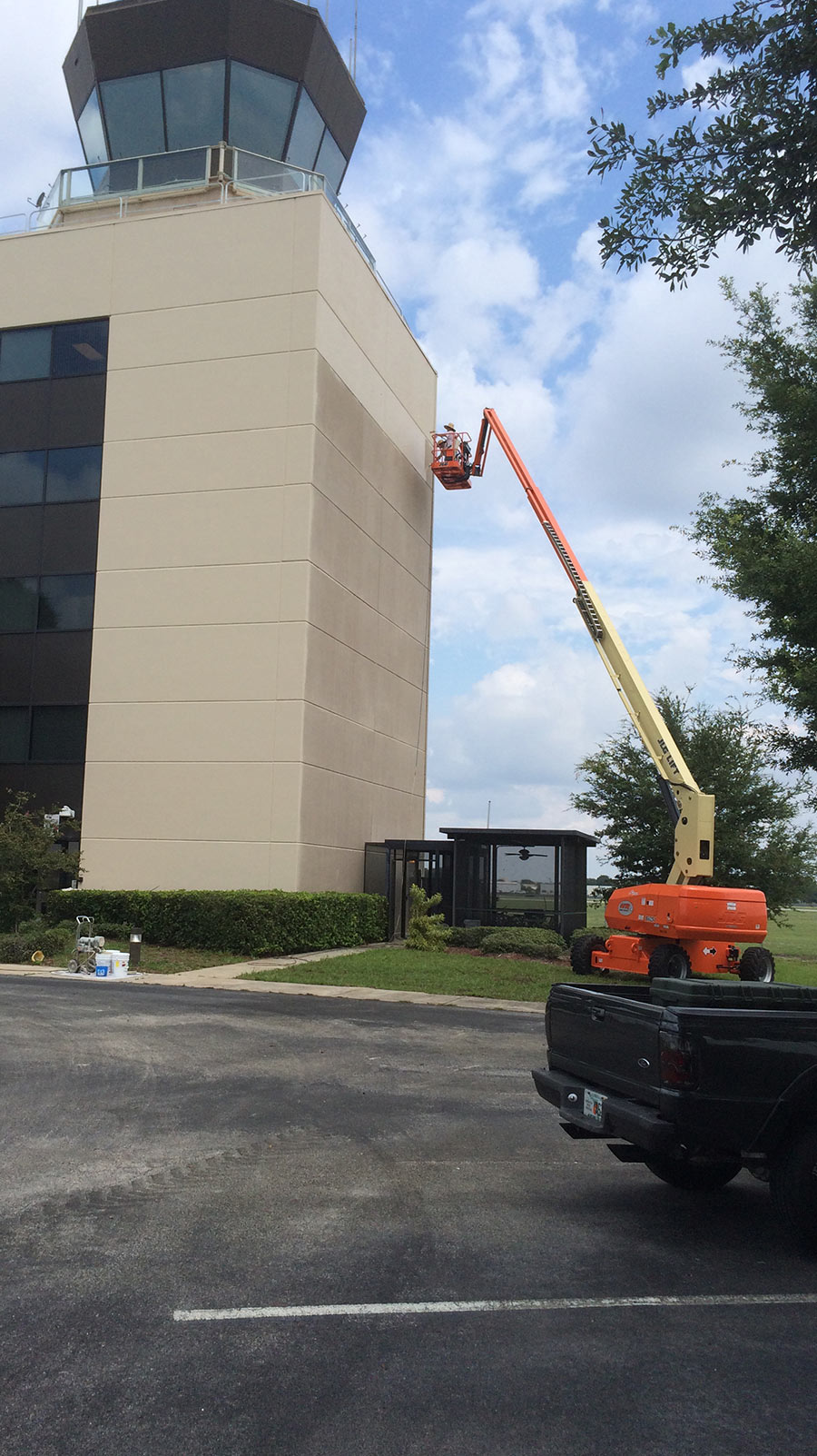 ATCT Painting, Sealing, Handrails - Orlando Executive Airport, FL