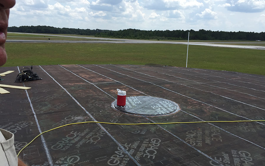 VOR Roof Replacement - Ormond Beach Municipal Airport, FL