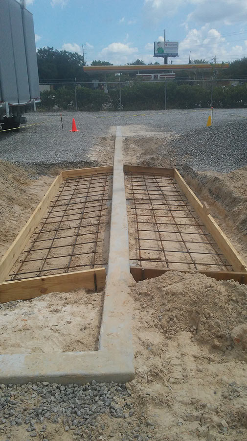 Substation Containment Walls Replacement - ORLANDO, Florida