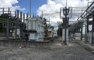 Substation Containment Walls Replacement - ORLANDO, Florida